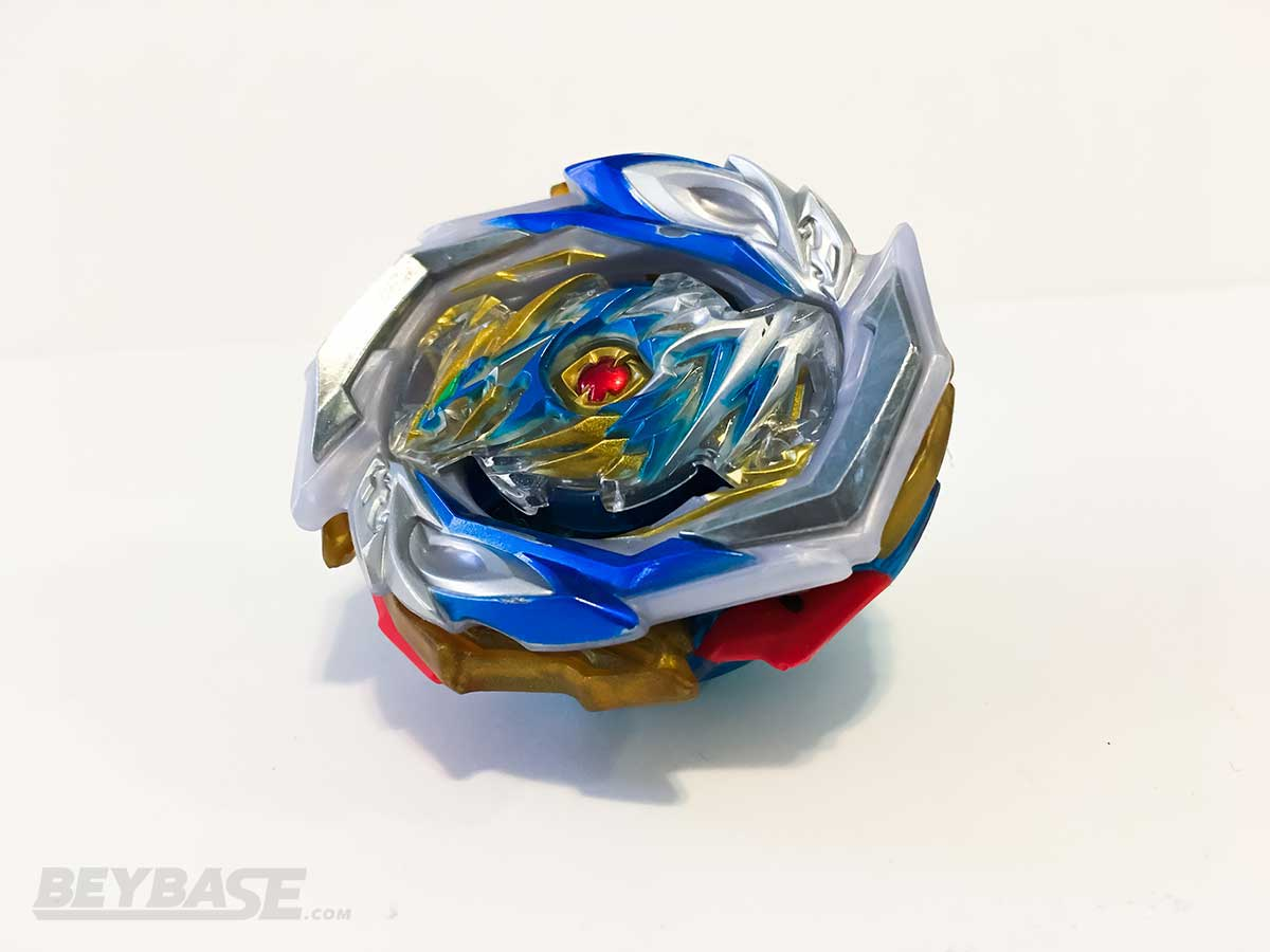 beyblade burst imperial dragon ignition dash assembled