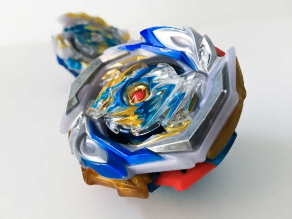 Is Imperial Dragon the best Beyblade Burst attack type?