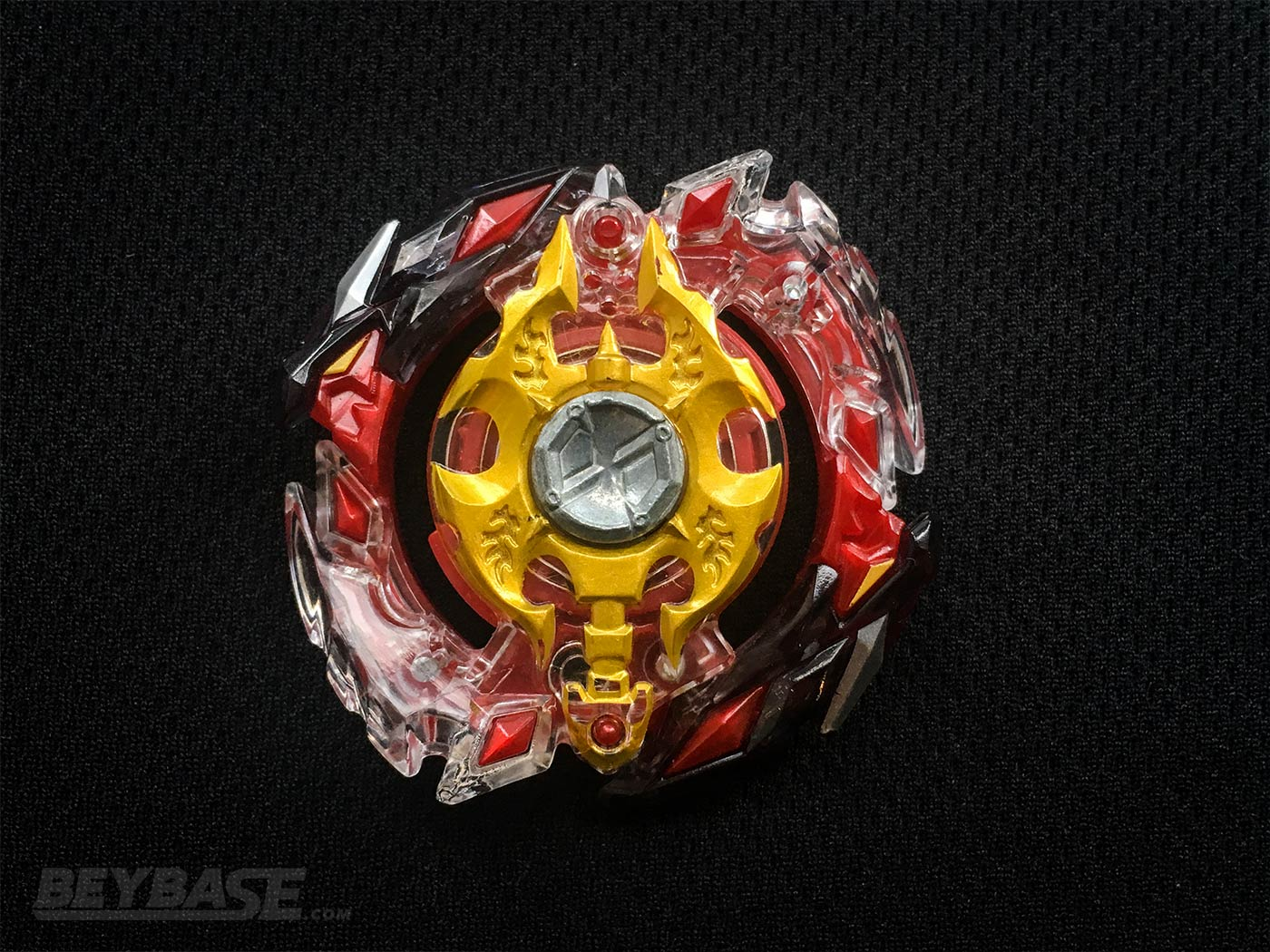 Beyblade Burst Legend Spriggan Layer – Top View