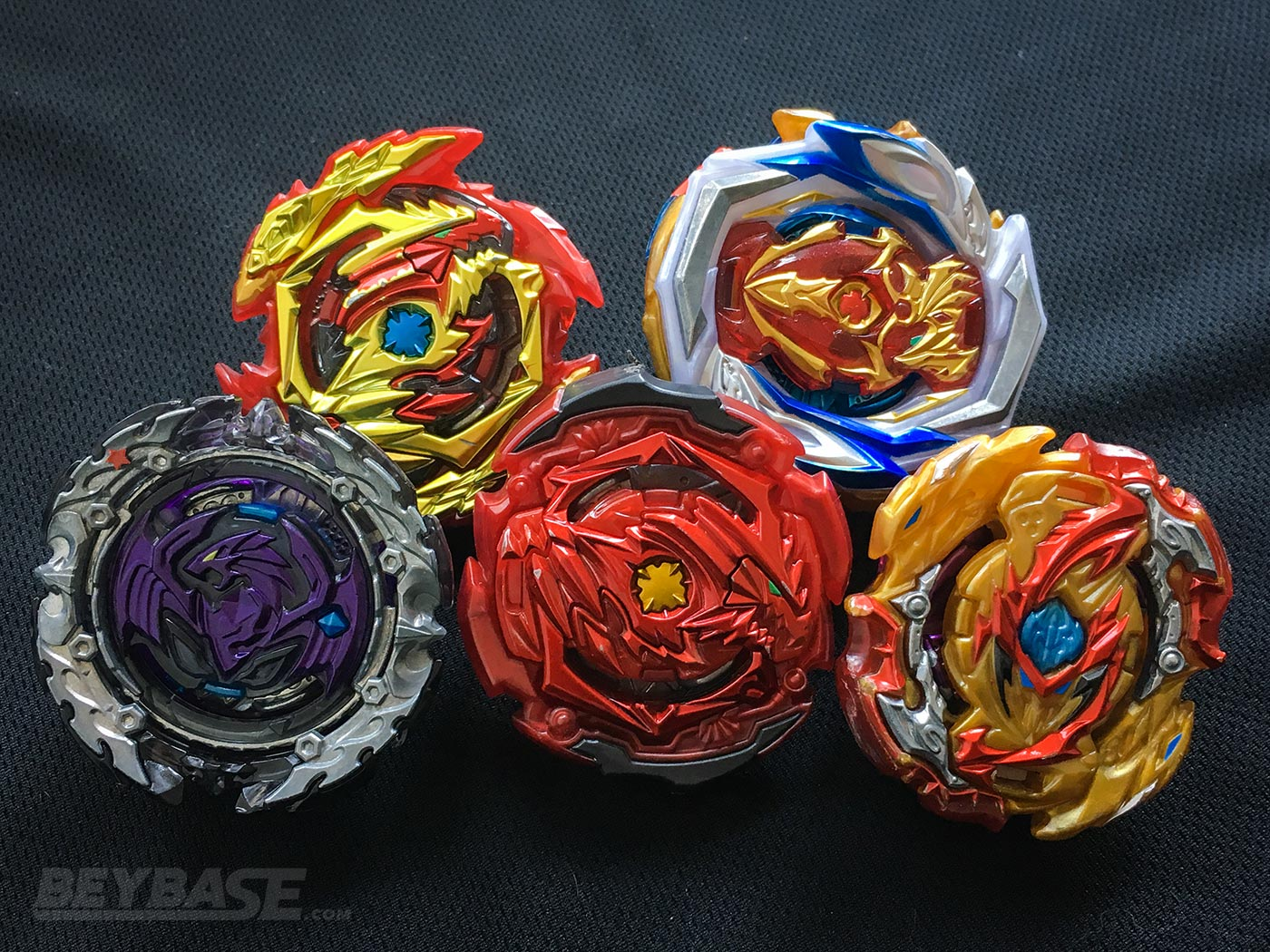 Top 5 Best Beyblade Burst Combos