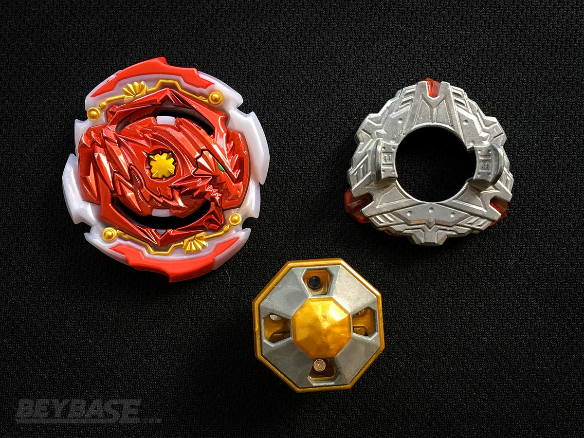 Shindog's Underrated Best Beyblade Burst Combo Judgement Diabolos Blitz Octa – Parts Separated
