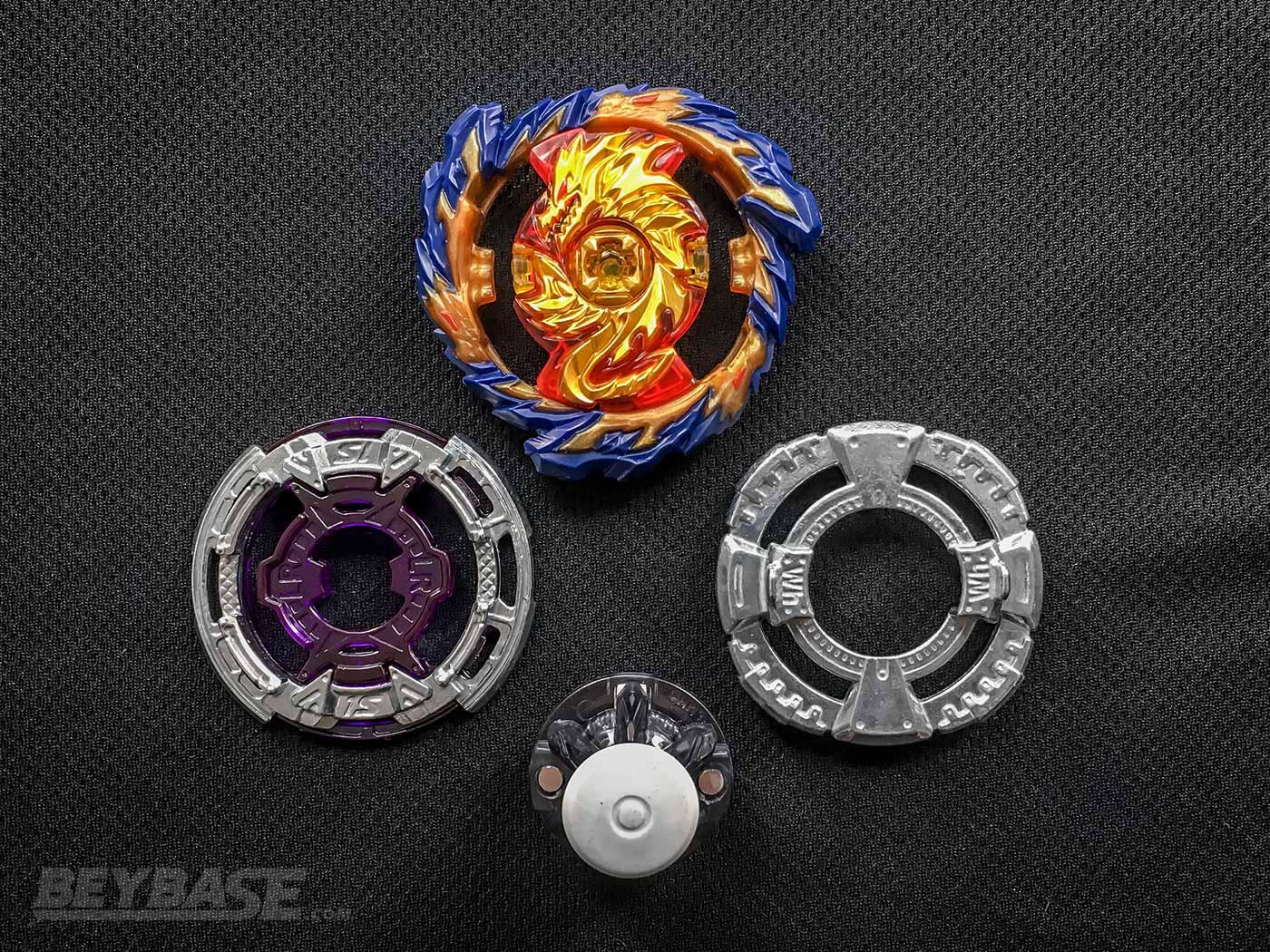 beyblade burst sparking strong stamina combo mirage fafnir wheel mobius 1s