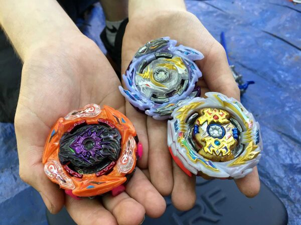 Has Beyblade Burst Sparking Taken Over Competitive Play? – WBO Beyblade Tournament Report