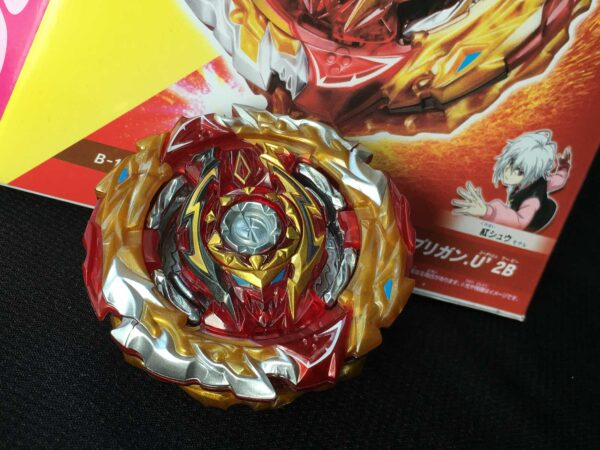 Top 5 Things You Need to Know About B-172 World Spriggan Unite' 2B (Beyblade Review) + FREE GIVEAWAY