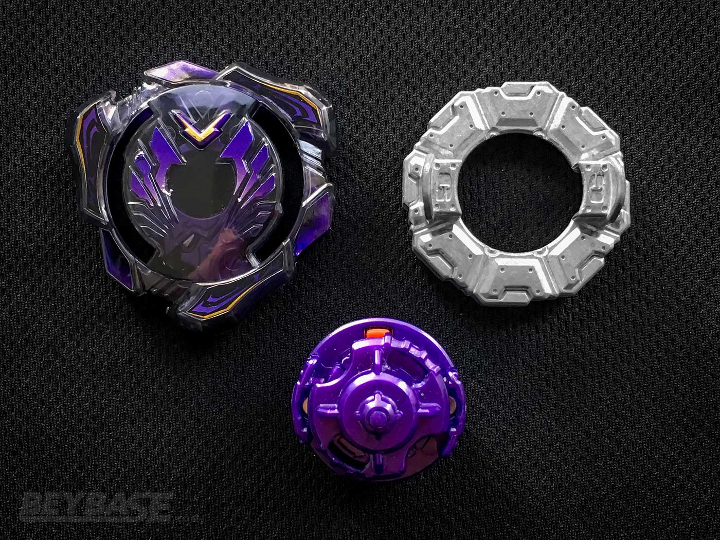 strong beyblade burst classic combo purple valkyrie gravity trans dash