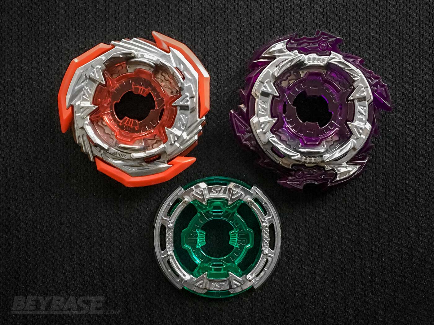 2a, 3a, 1s beyblade burst chassis