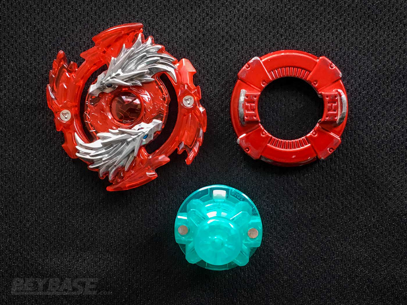 lost longinis heavy hold beyblade burst combination