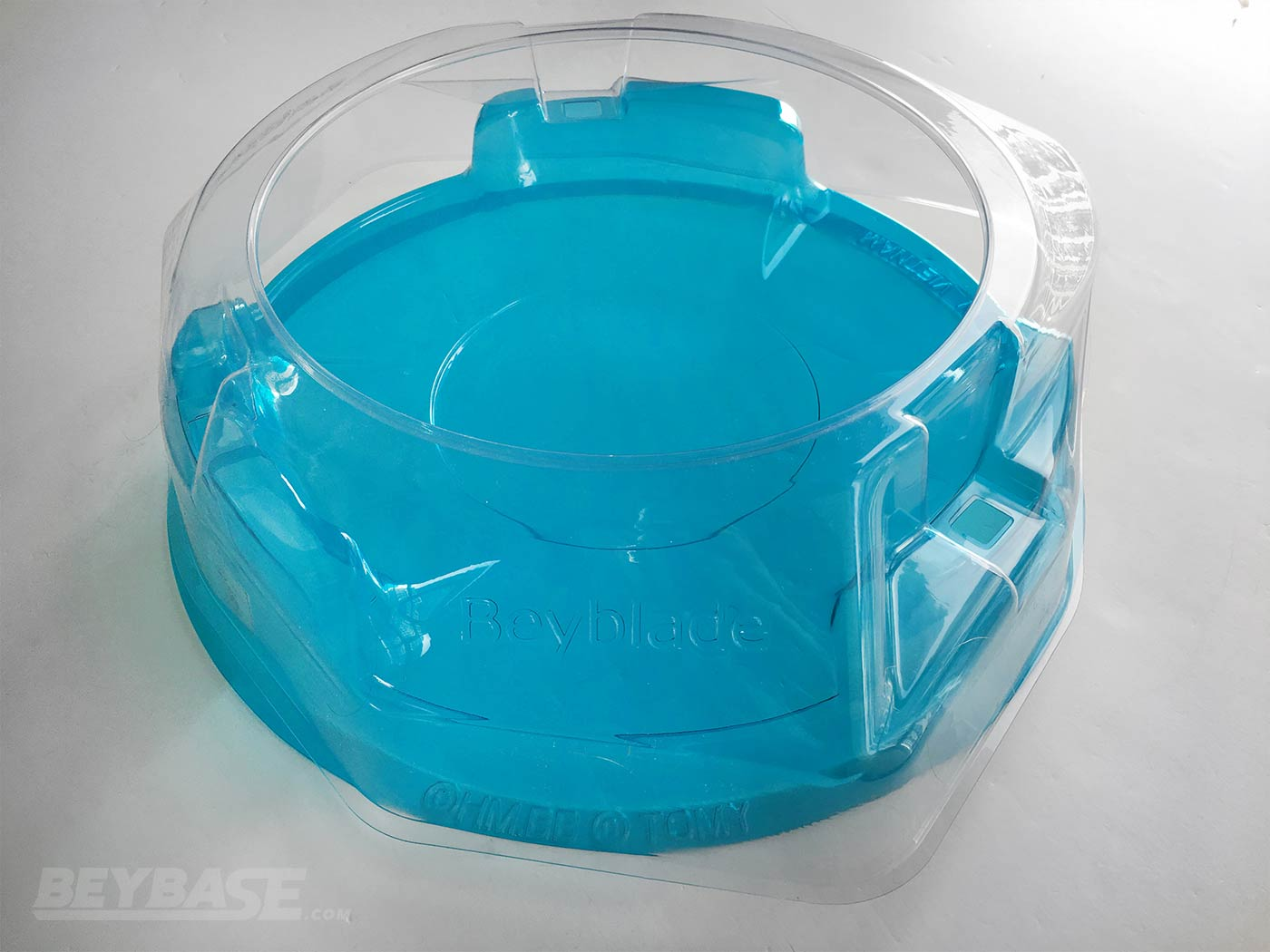 beyblade burst dash beystadium side view
