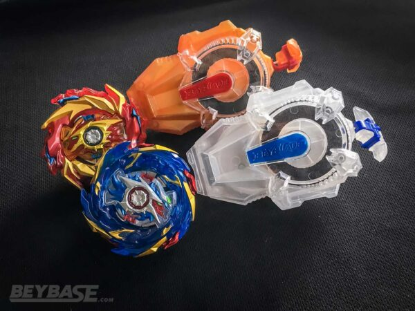 Top 5 Things You Need to Know About B-174 Beyblade Limit Break DX Set (Beyblade Burst Sparking Review)