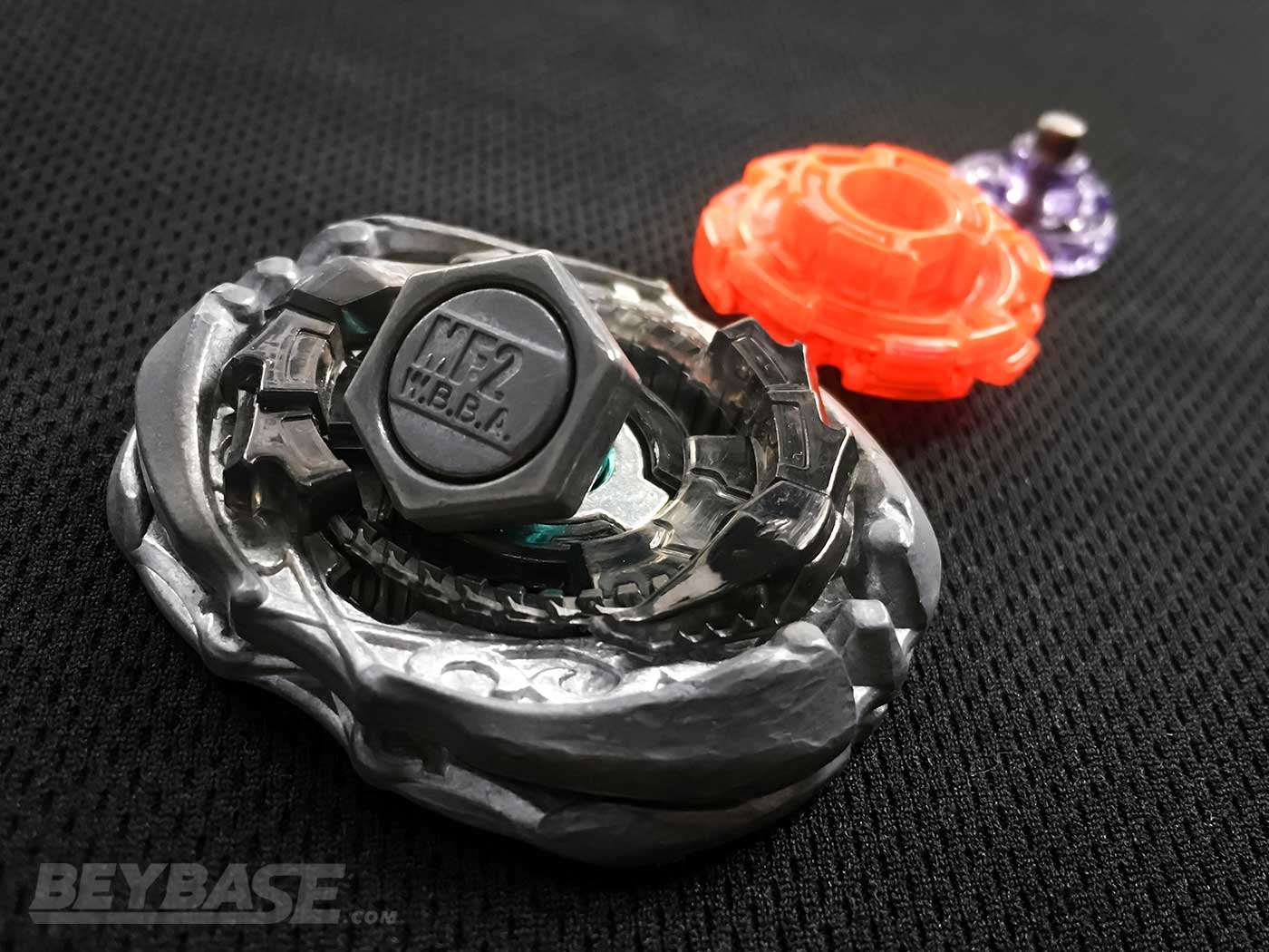 Attack Type Beyblade: Metal Fusion Combo MF-H Flash Escolpio CH120MF