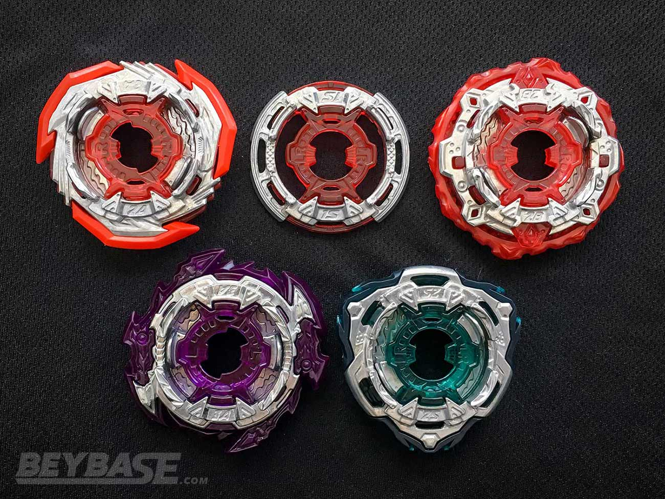 2b, 1s, 2a, 3a, 2s beyblade burst chassis