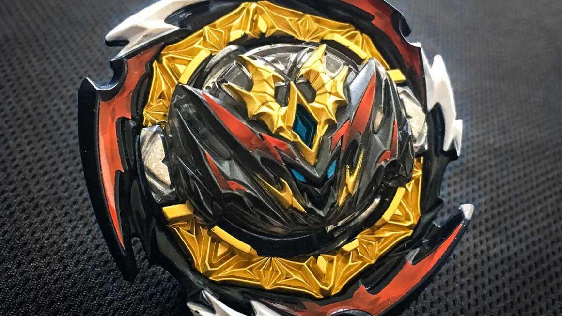 Beyblade Burst Dynamite Battle Top: Dynamite Belial Nexus Venture 2
