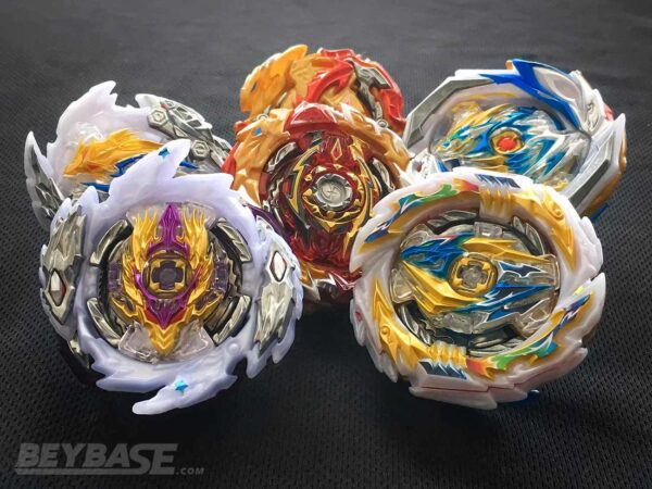 How Competitive Beyblade Burst Has Evolved From 2019 to 2021