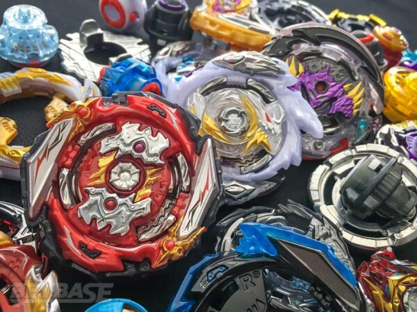 5 Top Ranked Beyblade Players Select Their Favourite Beyblade Burst Combos