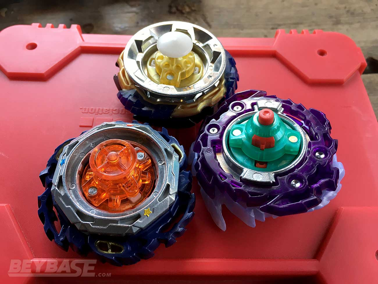 vanish giga rise rage quick dash 3a and dynamite tapered bearing beyblade burst combos