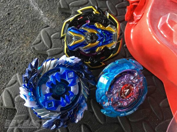Are Spin Stealing Combos Too Powerful in Beyblade Burst Limited Format? (WBO Tournament Report)