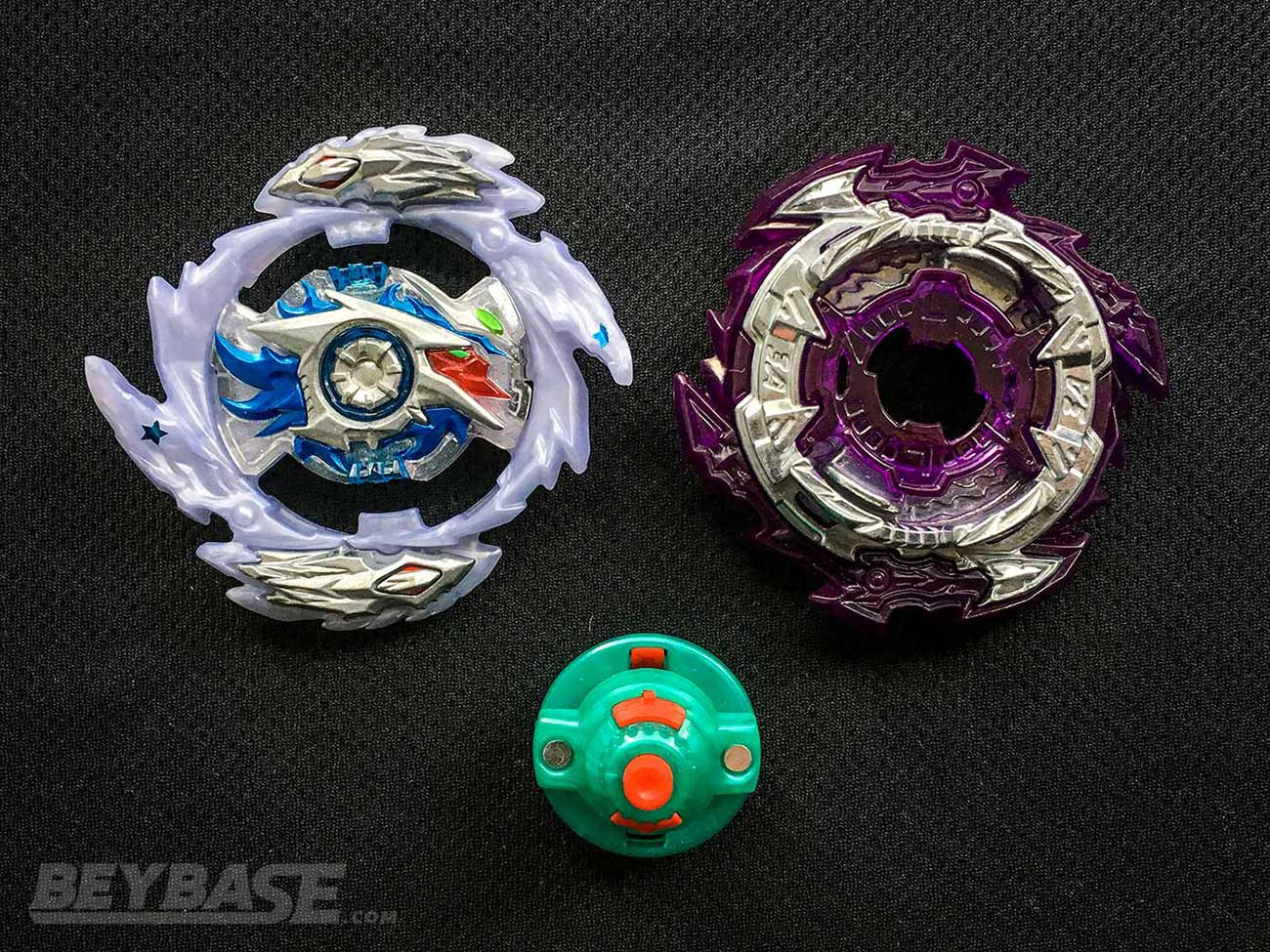 beyblade burst sparking attack combo rage helios 2 metal chip core quick dash 3a