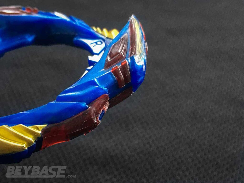 rubber piece broken off awakened savior blade