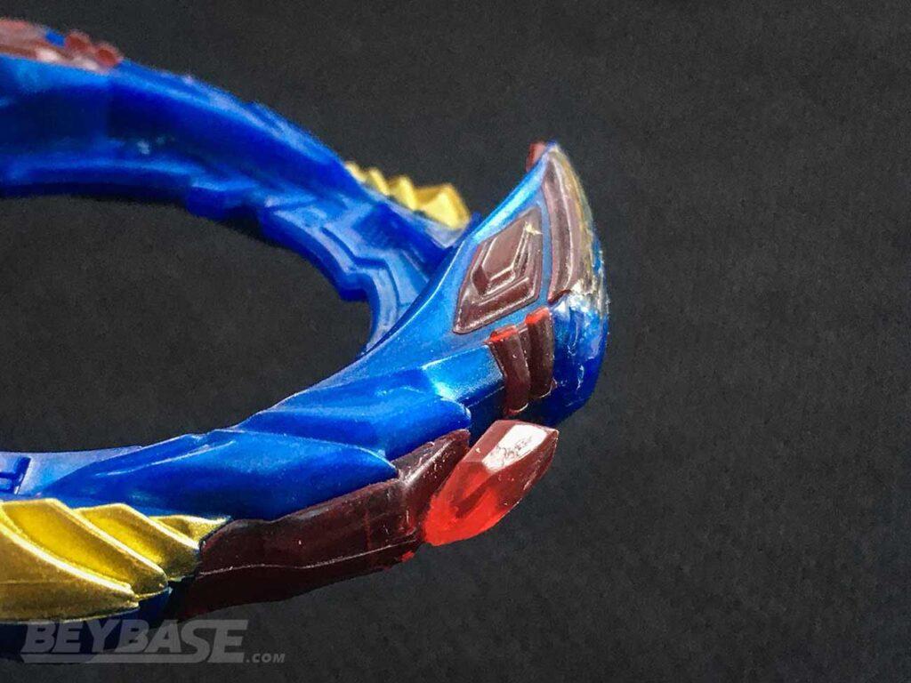 rubber piece attached to unawakened savior blade
