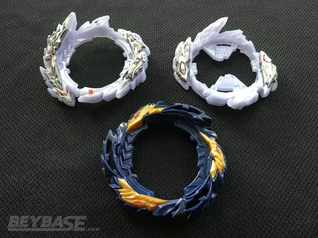vanish blade with guilty blade and rage ring behind it
